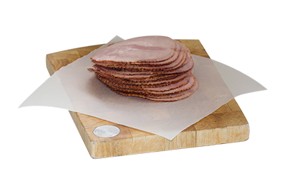 Ham sliced at Ambassador Cooked Meats